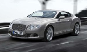 Bentley Continental GT Bioethanol