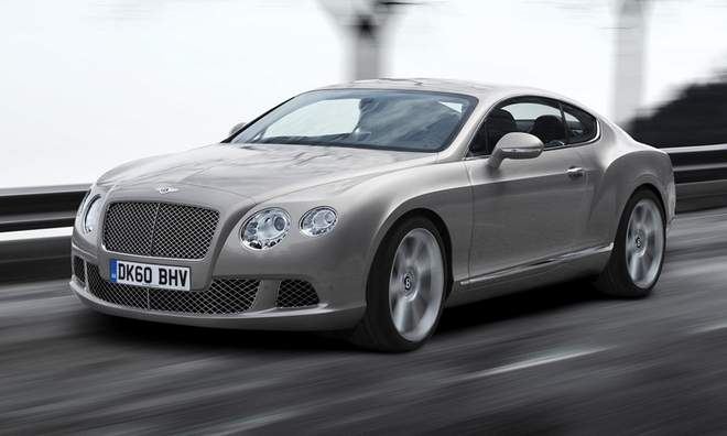 Bentley Gt Coupe 2011. 2011 Bentley Continental GT