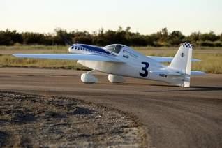 Biofuel Plane