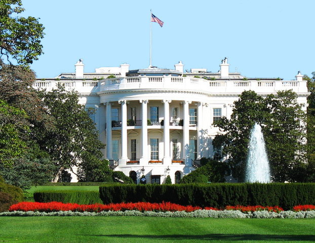 Greening the White House
