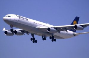 lufthansa biofuel