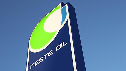 Palm oil biodiesel plant