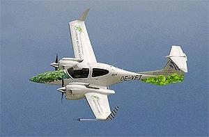 EADS Biofuel plane