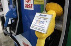 bioethanol fuel pump