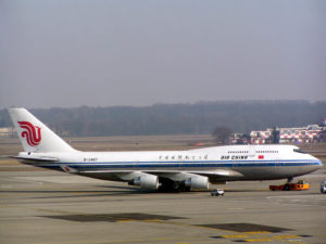 Air China to conduct transpacific biofuel test flight in 2011
